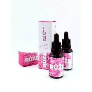 Pleťový růžový olej